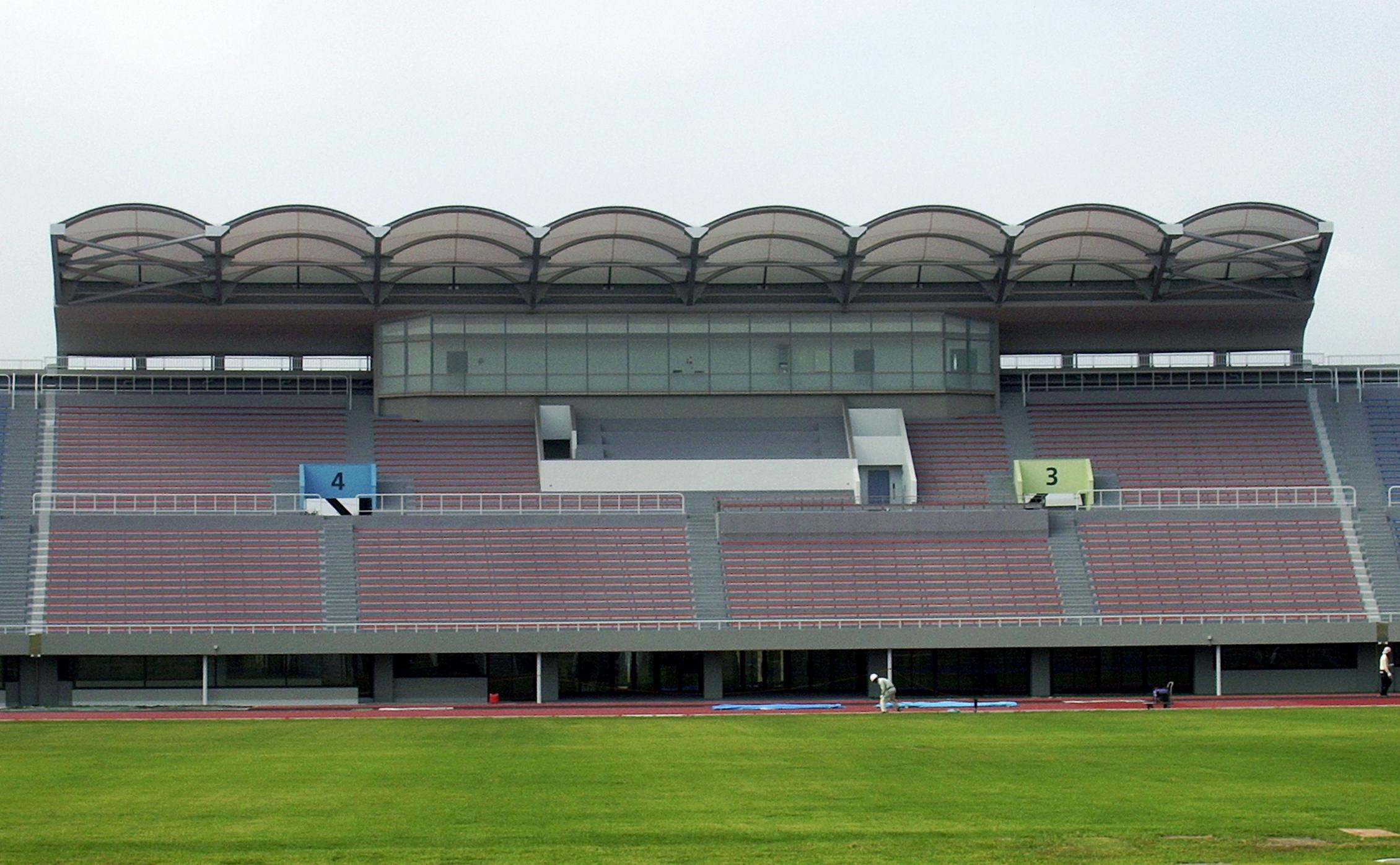 千葉陸上競技場写真