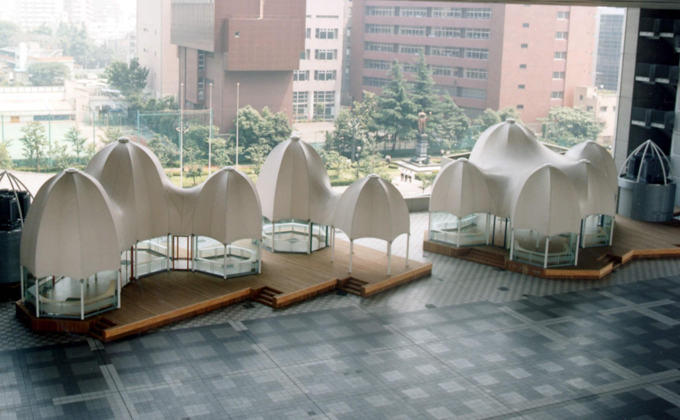 江戸東京博物館写真