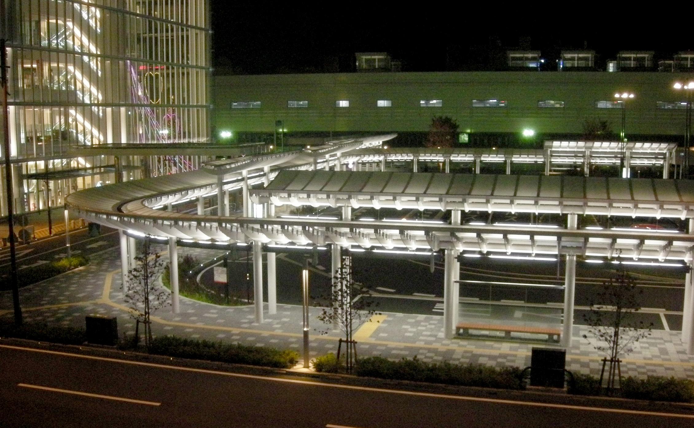 JR福井駅写真