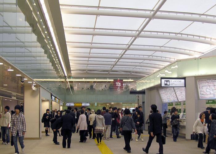 JR蒲田駅写真