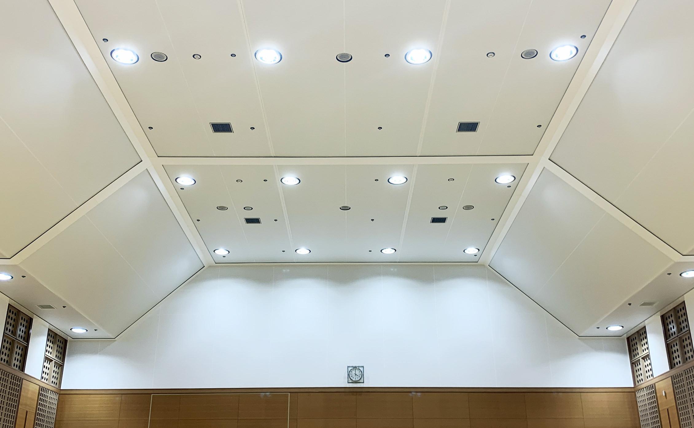 桃山学院昭和町キャンパス体育室写真