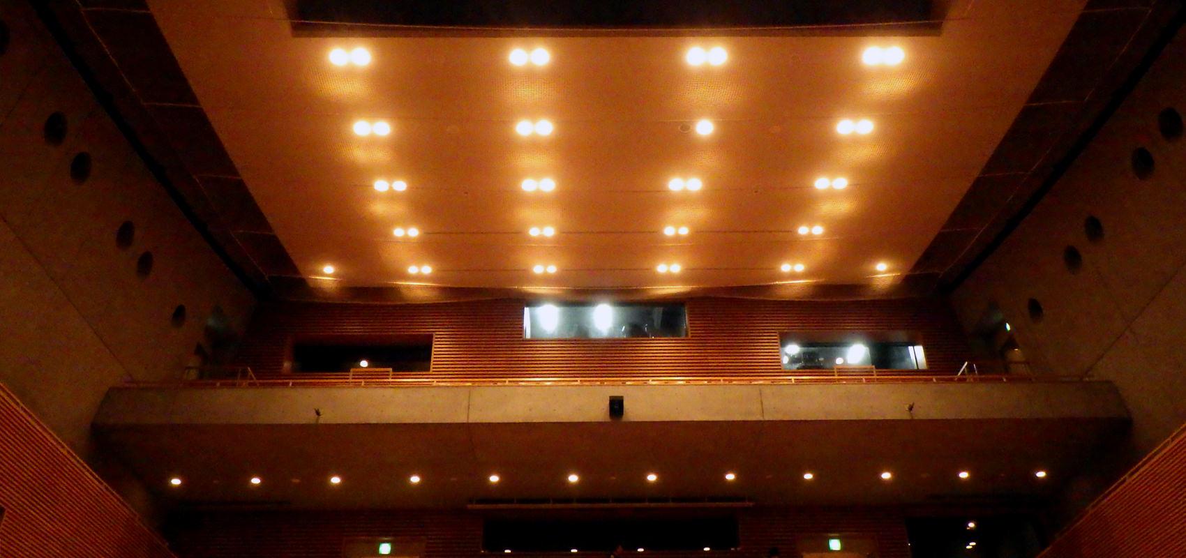 さいたま文学館・桶川市民ホール写真