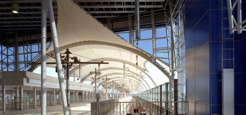 JR仙台空港駅写真
