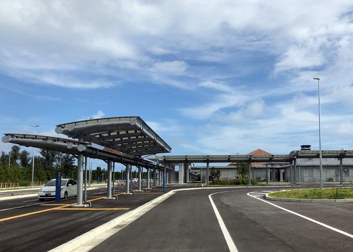下地島空港写真