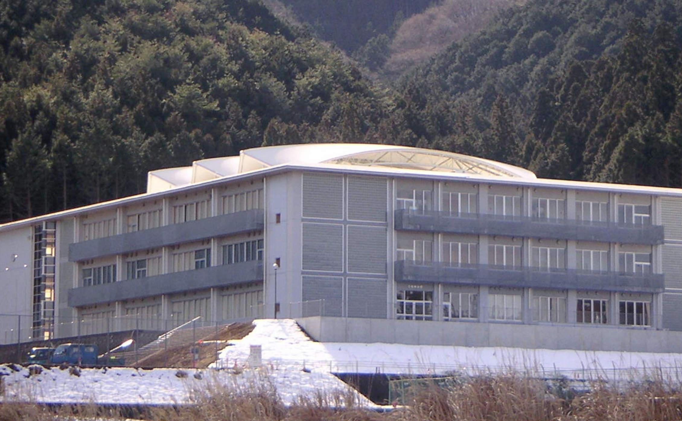 塩谷中学校写真