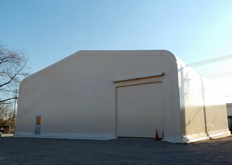 テント・倉庫写真