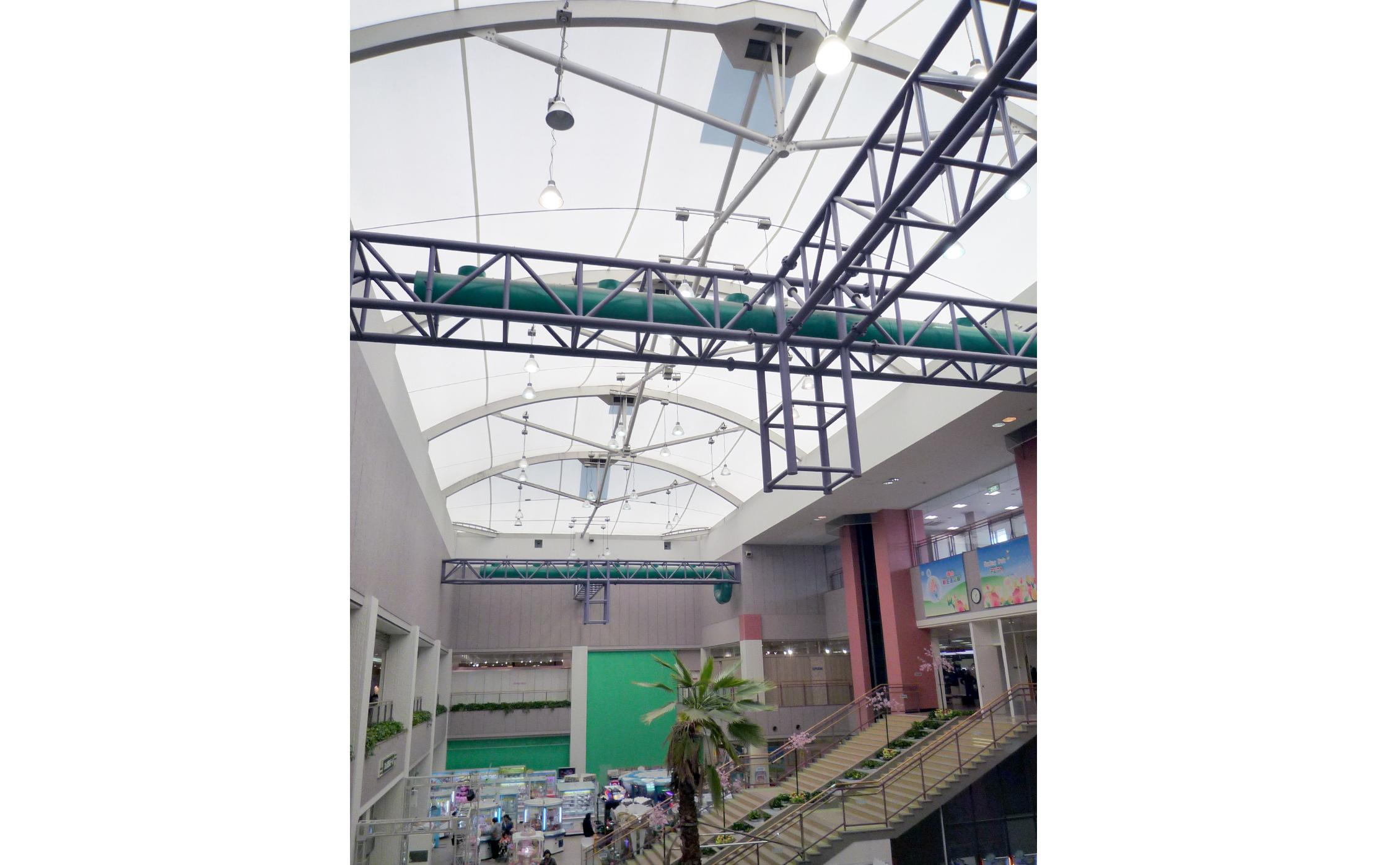 日和田ショッピングセンター写真