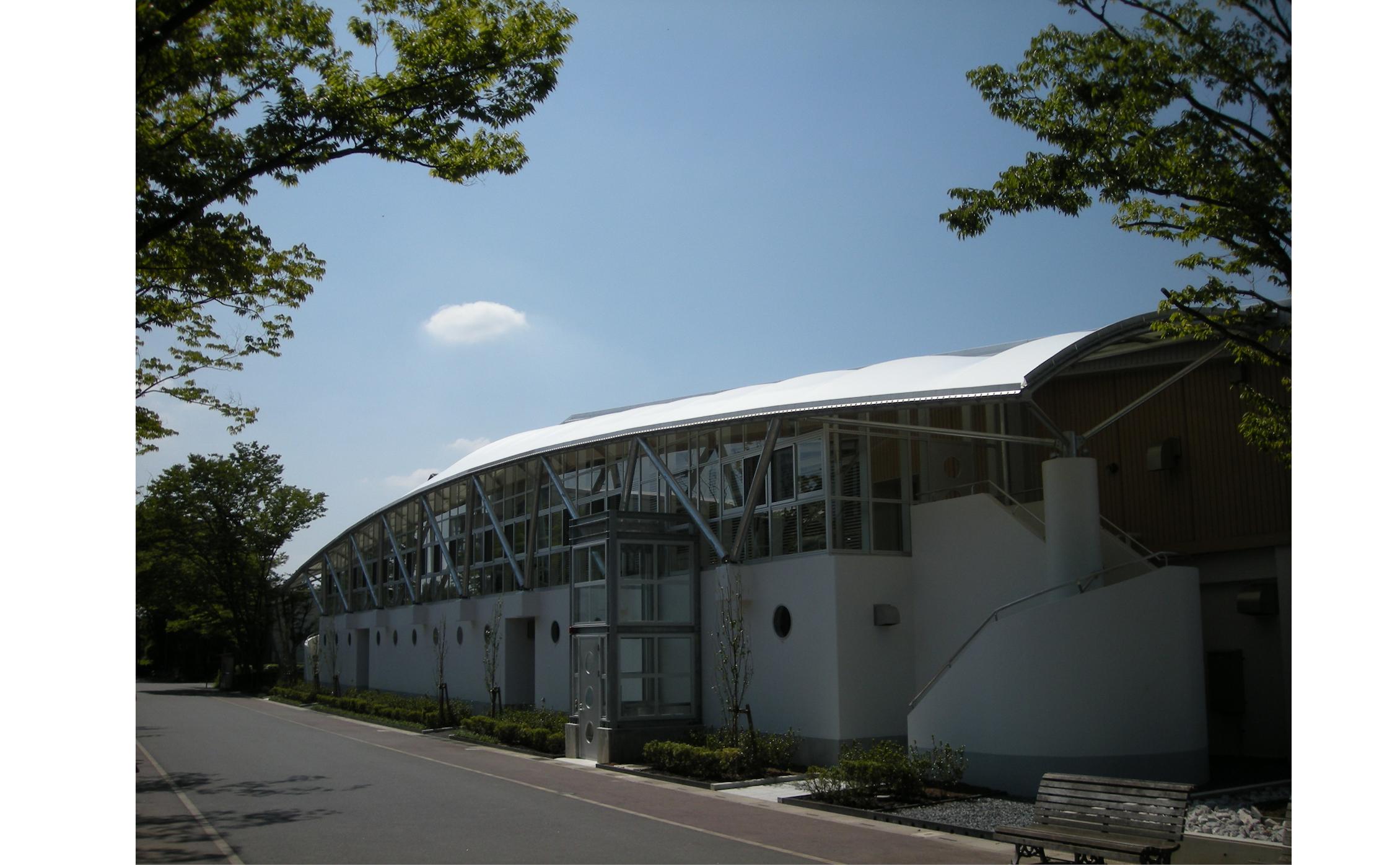 日本工業大学膜工事