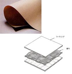 A種膜材写真