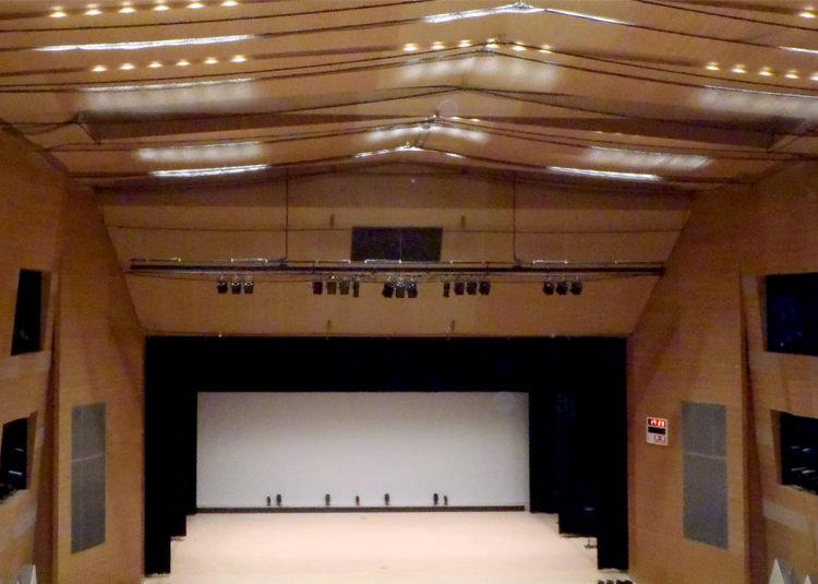 西新井文化ホール写真
